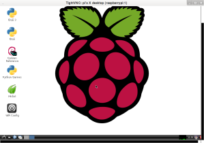TightVNC: pi's X desktop (raspberrypi:1)_035
